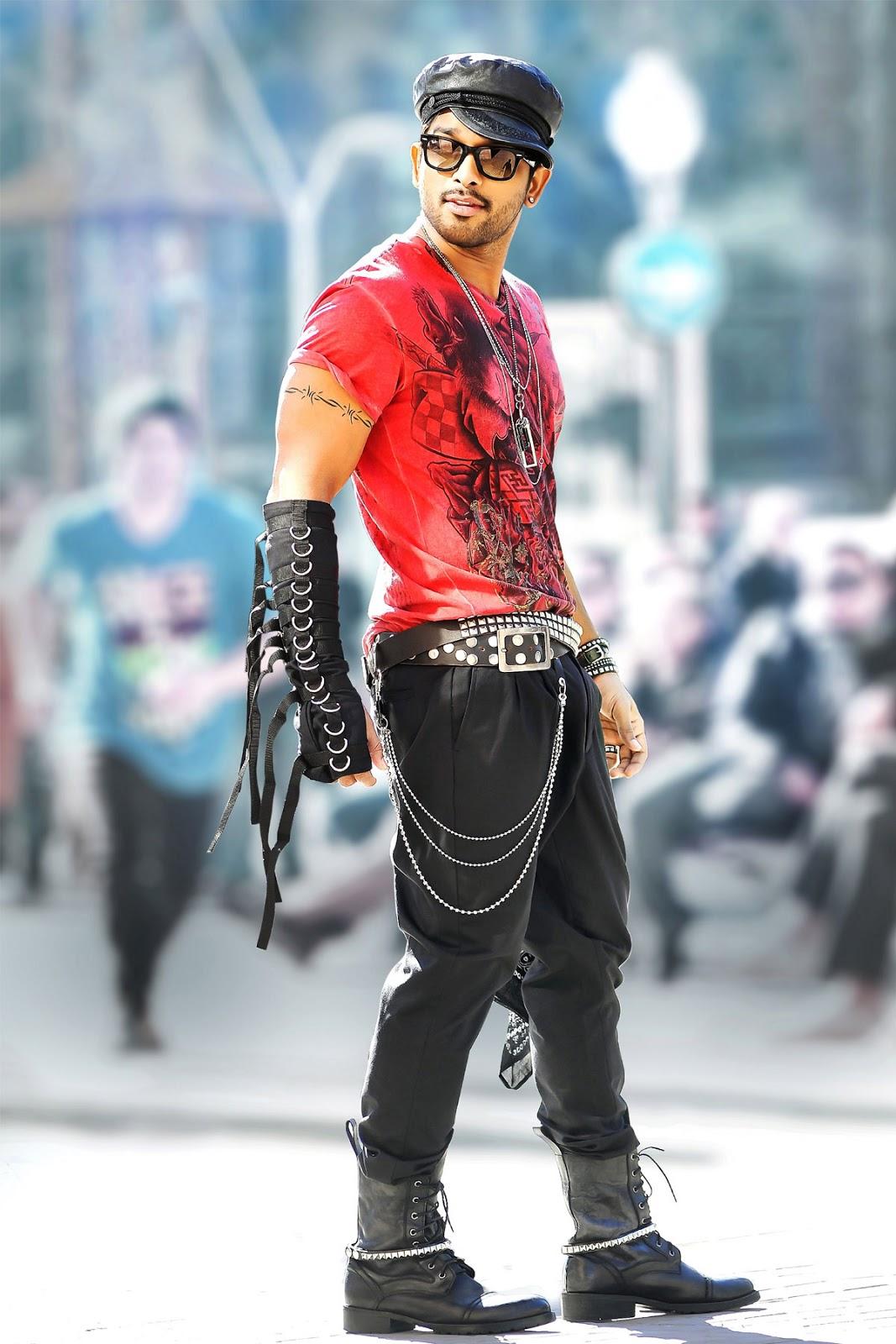 allu arjun new style images « Telugu Movie Database