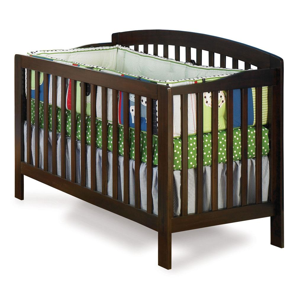 Antique baby cribs modern baby crib sets for Baby furniture