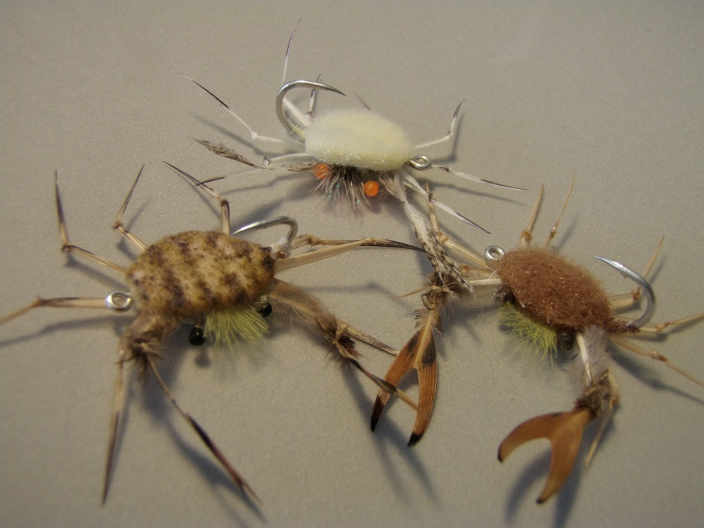 fly tying nation crab fly tying
