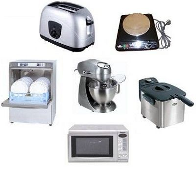 Harmful Kitchen Appliances