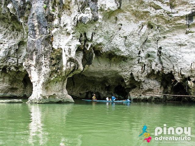 Sohoton Natural Bridge National Park in Basey Samar