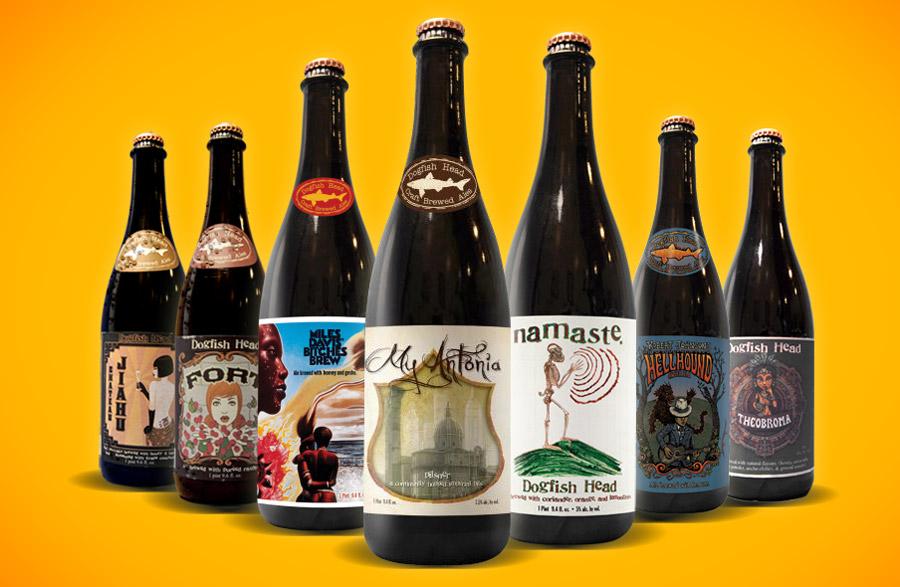 dicks brewery bottles