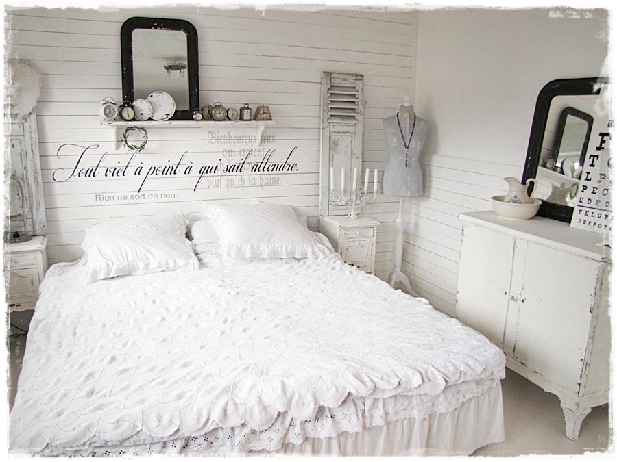 Schlafzimmer Ideen Gestaltung Shabby Chic Weiß Rosa Kinderzimmer,  Schlafzimmer Entwurf