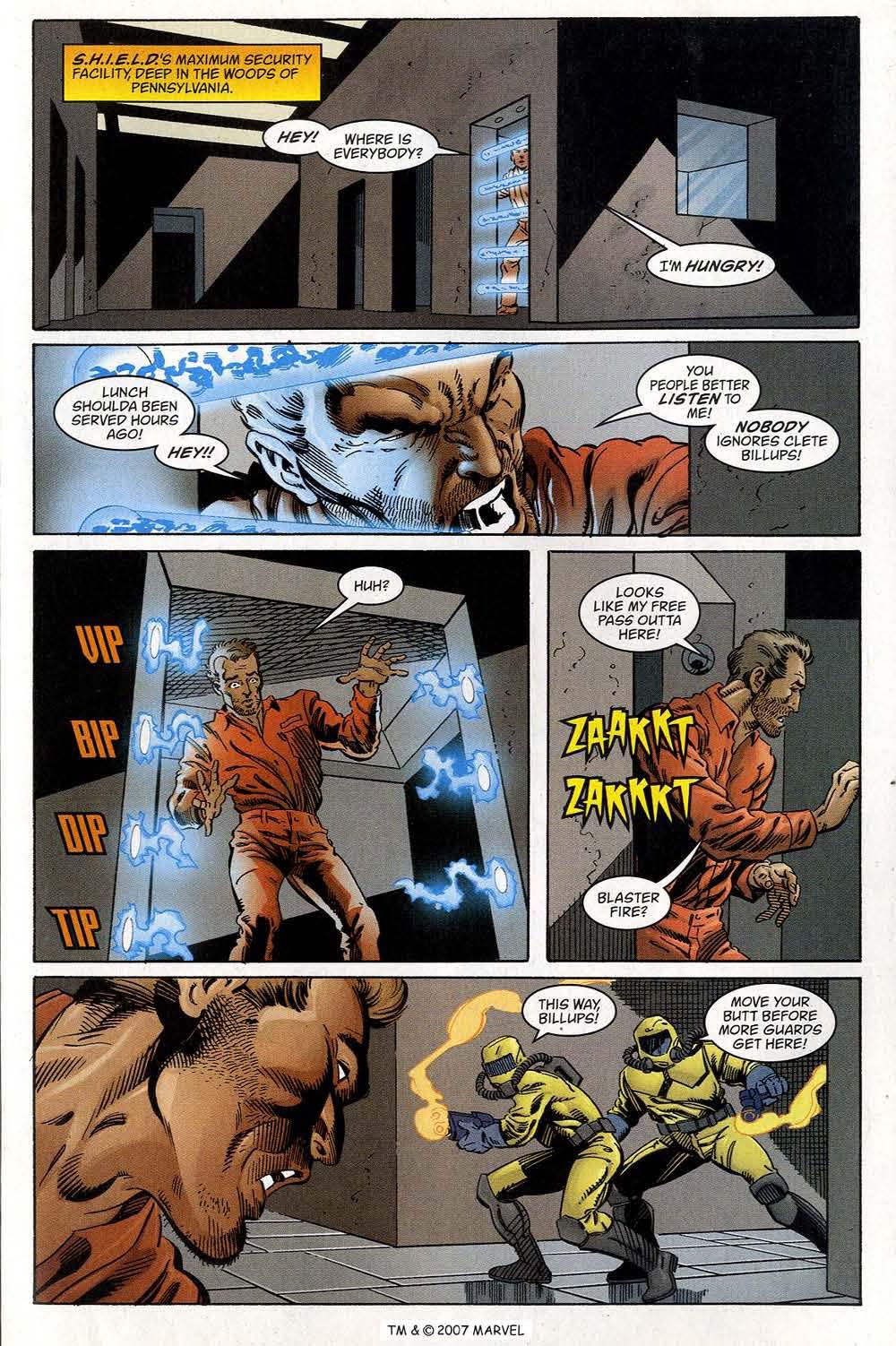 Captain America (1998) Issue #40 #47 - English 17