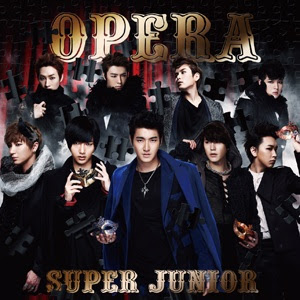 super junior,single hits,opera