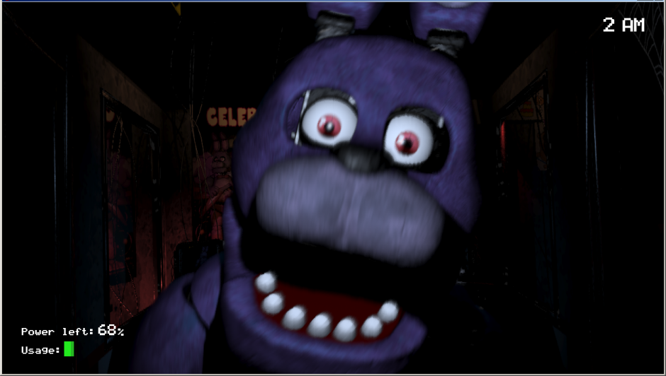 Show do medo game show five nights at freddy s