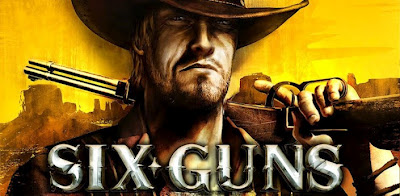 Six-Guns v1.0.3 Apk full Free download Andriod game