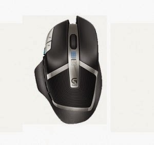 Snapdeal : Buy Logitech Wireless Gaming Mouse G602 at Rs.3366