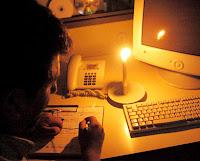apagon general dia del consumidor 15 febrero 2011 endesa subida precio electricidad