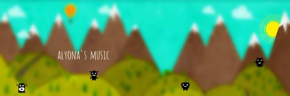 alyona's music