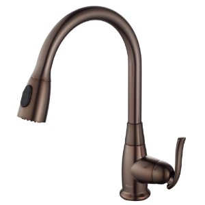 ... Faucets Reviews: KRAUS Kitchen Faucet KPF-2230ORB Single Lever Pull