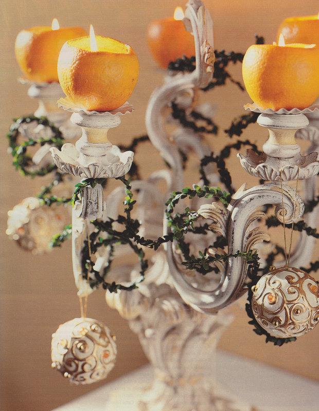 Boiserie c natale capodanno epifania al profumo di arancia - Profumare la casa con l ammorbidente ...