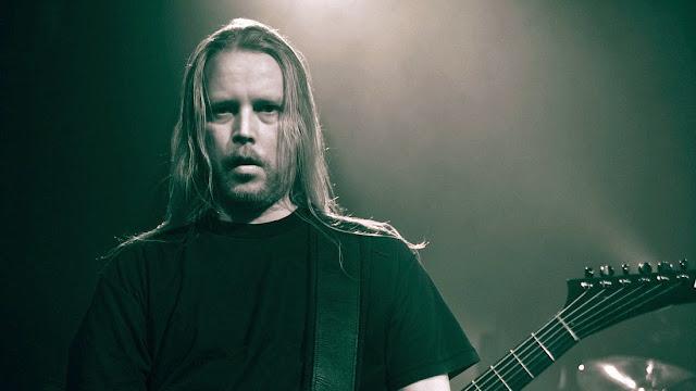 Jesper Strömblad en solitario 2016