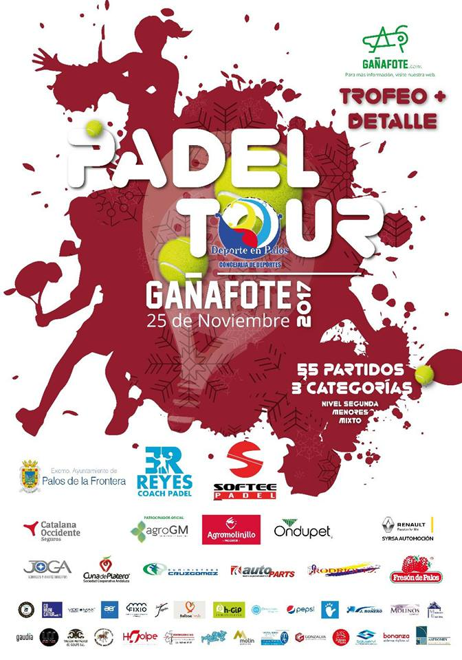 PÁDEL TOUR GAÑAFOTES