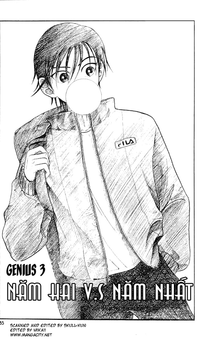Prince of Tennis chap 3 Trang 2