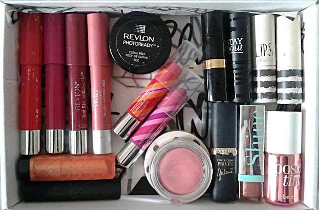 Storing My Lip Products