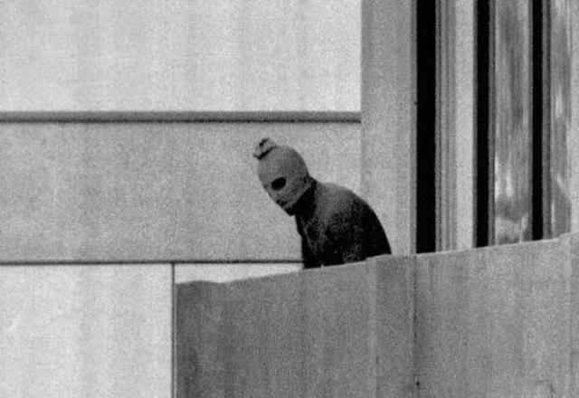 Ulrike Meinhof y la Fraccion del Ejercio Rojo Septiembre+negro