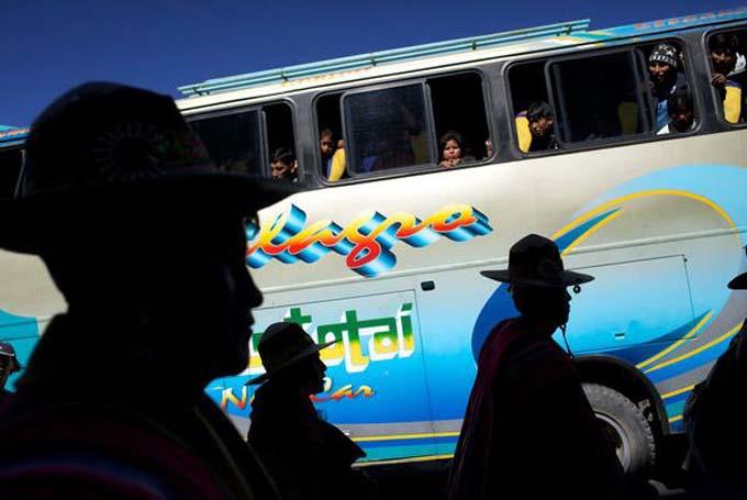 Imperialismo brasileiro é alvo de protestos na Bolívia