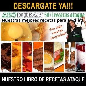 NUESTRO LIBRO DE RECETAS!!!!
