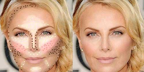 Como maquillarte segun la forma de tu rostro: rostro ovalado