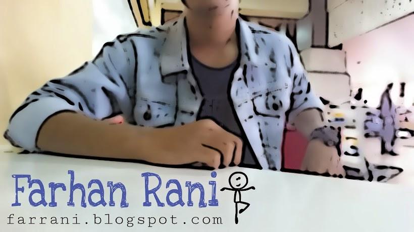 i am Farhan Rani