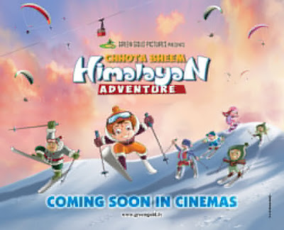 The Himalayan Adventure of Chhota Bheem(2015)Upcoming Movie Story|Cast|Trailor|Pics|Song