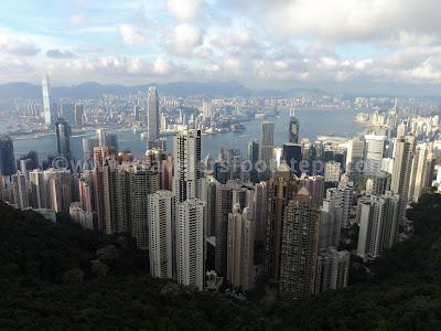 Hong Kong Overlooking
