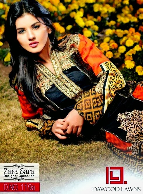 Printed Lawn, Designer Collection