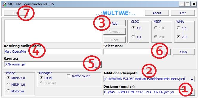 Gabung Aplikasi Java Lewat PC