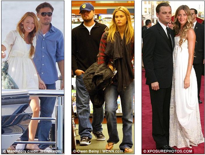 Leonardo DiCaprio 'splits' from Victoria's Secret model ... Leonardo Dicaprio Dating