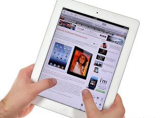 harga Apple Ipad 3 Wi-Fi terbaru spesifikasi lengkap 2012