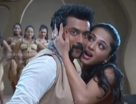 Anushka and Surya in Singam 2 Song Making | Haniska, Santhanam | Shooting Spot | Hot Show