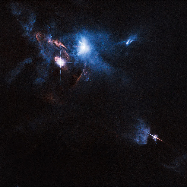Multiple Star System XZ Tauri