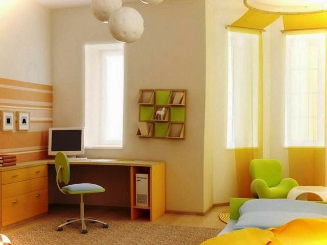 interior wall paint colour selection