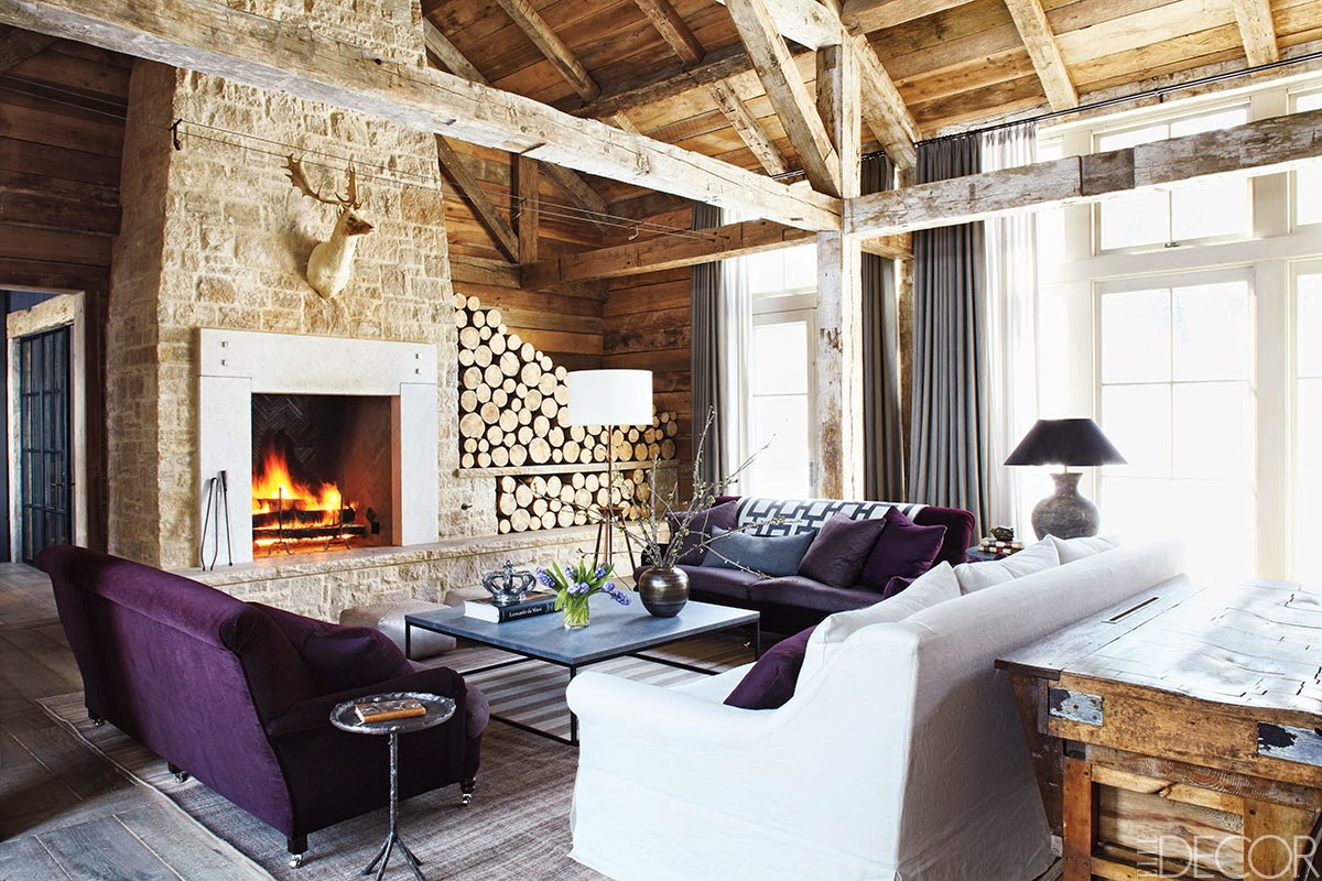 Chic Modern Rustic Chalet In The Rhone Alpes As Well Fireside Resort