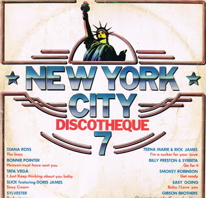 NEW YORK CITY DISCOTHEQUE 7 (1978)