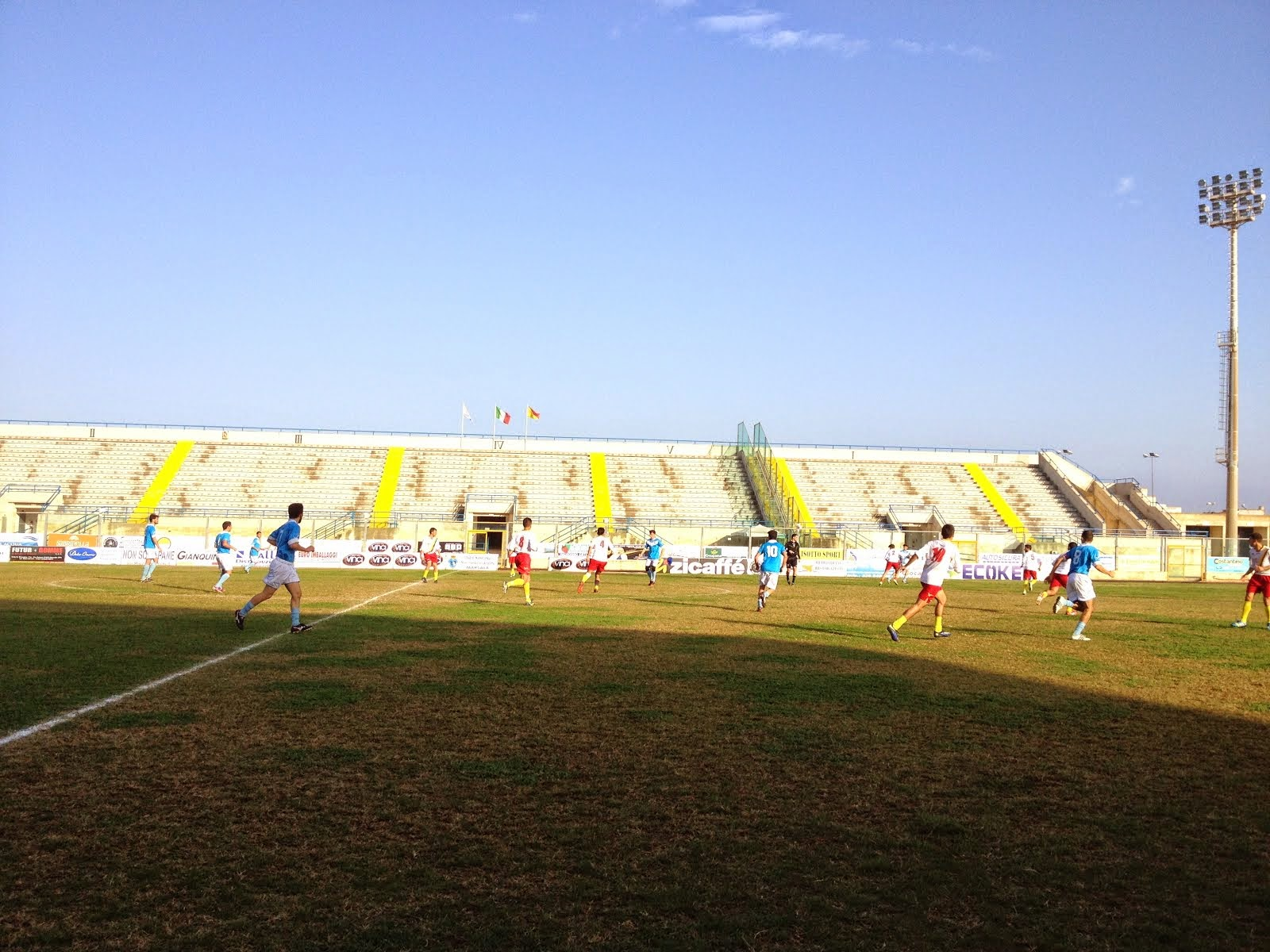 Calcio, sconfitta immeritata del Corleone a Marsala