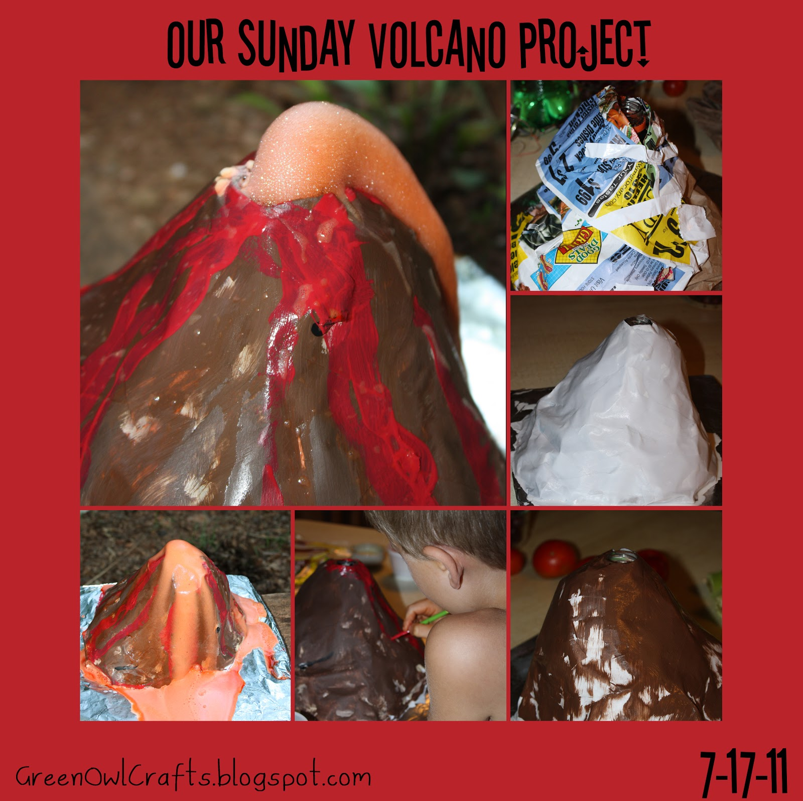 volcano projects School volcano project by timbakerfx find this pin and more on activities/crafts by abish allen when my nephew zach had to make a volcano for his jr high class, my brother brought him to my shop and in one night we all made this, it was such a hoot.