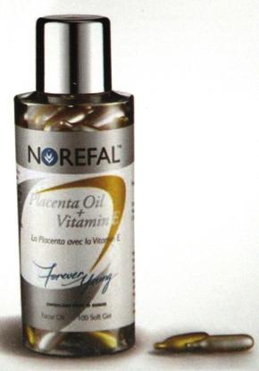 Norefal Placenta Oil + Vitamin E di Muka enPanjang ...