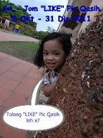 """Jom """"LIKE"""" Pic Qasih"""