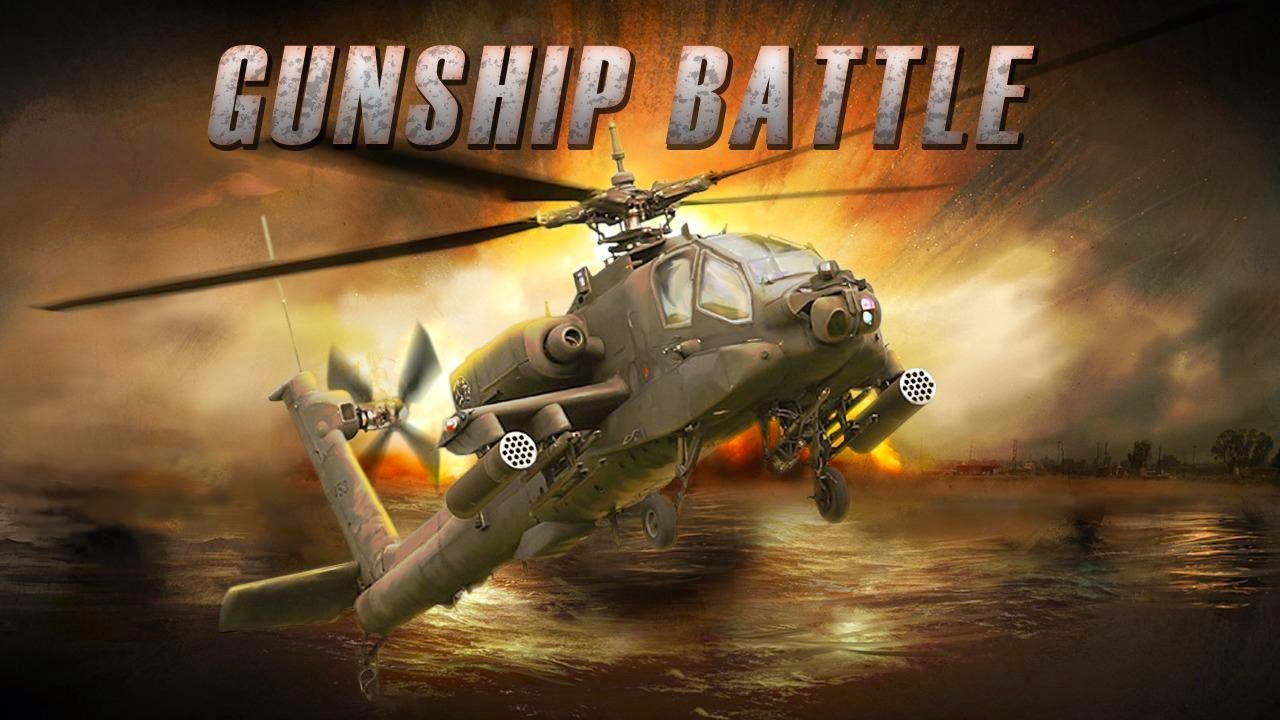 Download Game Gunship Battle: Helicopter 3D