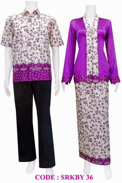 Foto Model Baju Kebaya Rok Batik