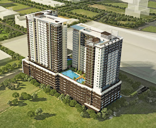 Avida CityFlex Towers BGC Perspective