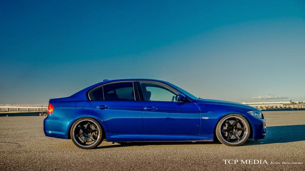 BMW E90 TE37TTA JDM