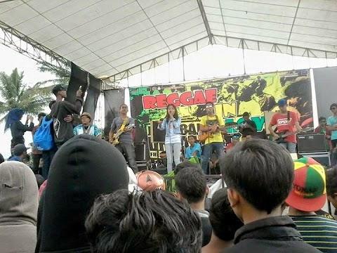 Tebarkan Cinta Dan Kasih Sayang Dengan Musik Reggae