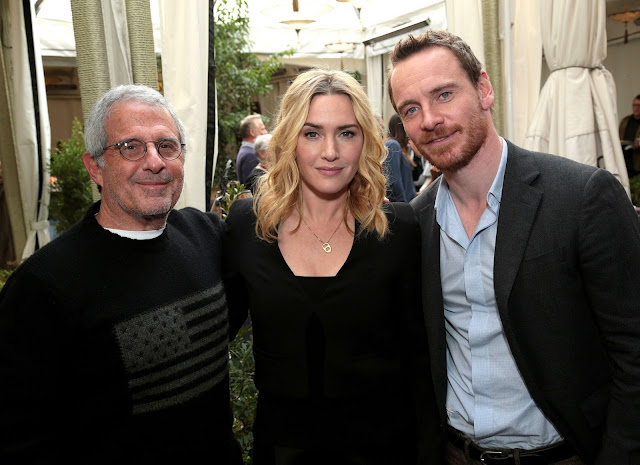 Actress, Singer, @ Kate Winslet 'Steve Jobs' film brunch at the Chateau Marmont, Los Angeles