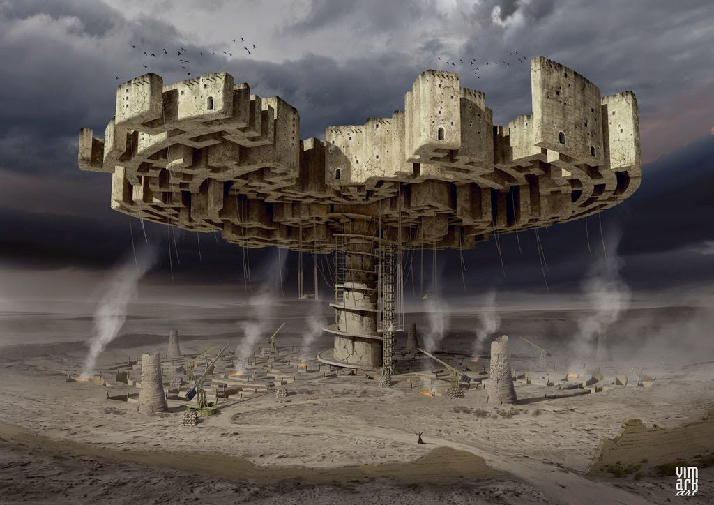 09-Architect-Max-Mitenkov-Paintings-of-Surreal-Post-Apocalyptic-Forgotten-Worlds-www-designstack-co