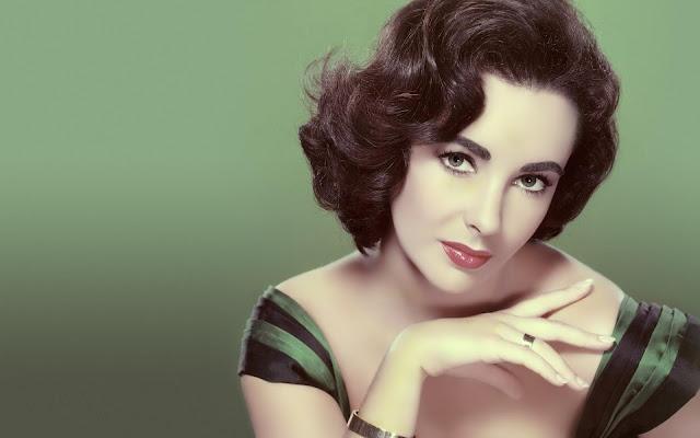 Elizabeth Taylor Actress