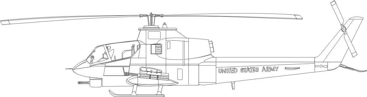 helicóptero Chopper para colorear, imagen gratis para descargar ...