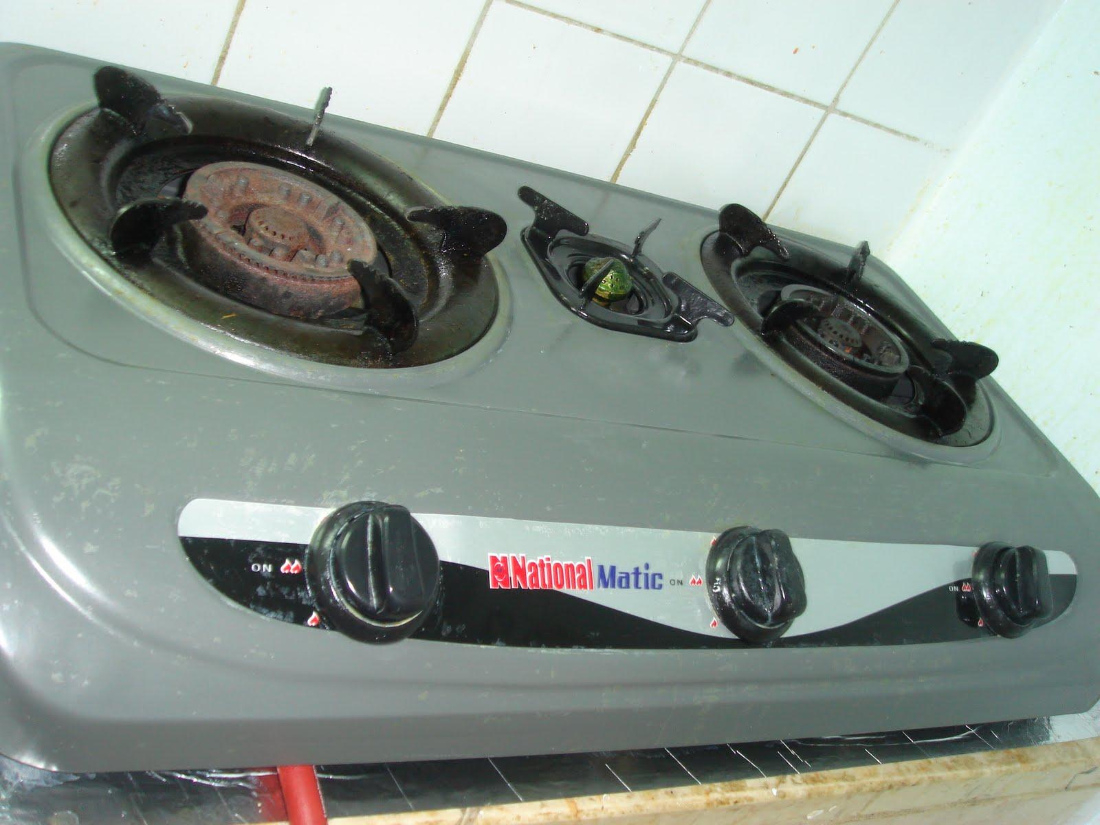Irbid Yard Sale: Kitchen appliances